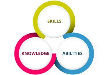Sample resume skills abilities